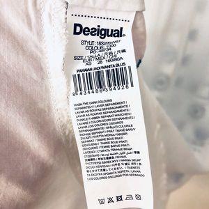 Desigual Tops - NWT Desigual Itzia Blouse Size XS